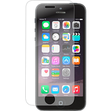Protector de pantalla de vidrio InvisibleShield para Apple iPhone 5/5s/5c/SE