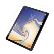 InvisibleShield Glass+ para la Galaxy Tab S4
