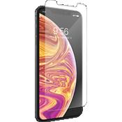 Protector de pantalla de vidrio ZAGG InvisibleShield Glass+ para el iPhone XS Max