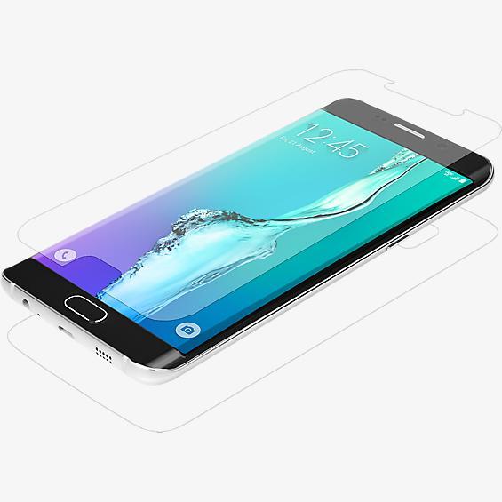 InvisibleShield HD DRY para Samsung Galaxy S 6 edge+ - Cuerpo completo