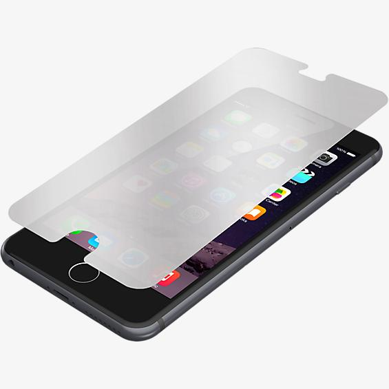 Protector de vidrio espejado ZAGG InvisibleShield para iPhone 6 Plus/6s Plus