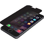 Protector de privacidad de vidrio InvisibleShield para iPhone 6/6s