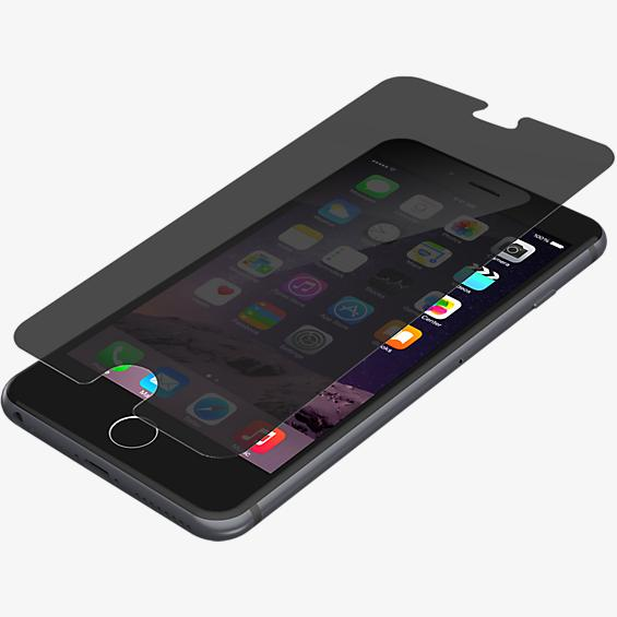 Protector de privacidad InvisibleShield Glass para iPhone 6 Plus/6s Plus