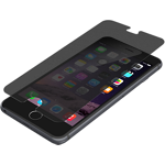 Protector de privacidad de vidrio ZAGG InvisibleShield para iPhone 6 Plus/6s Plus