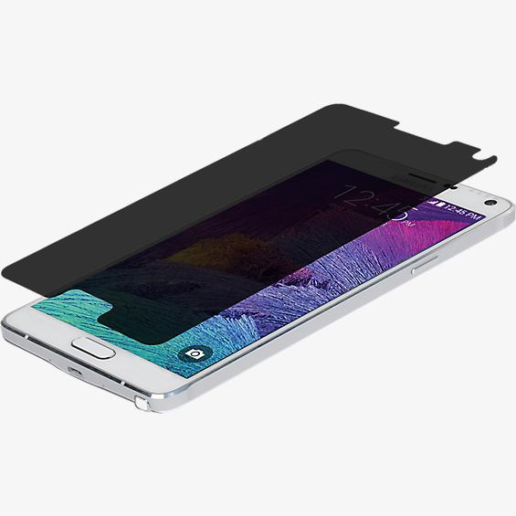 Protector de cristal polarizado InvisibleShield para Samsung Galaxy Note 4