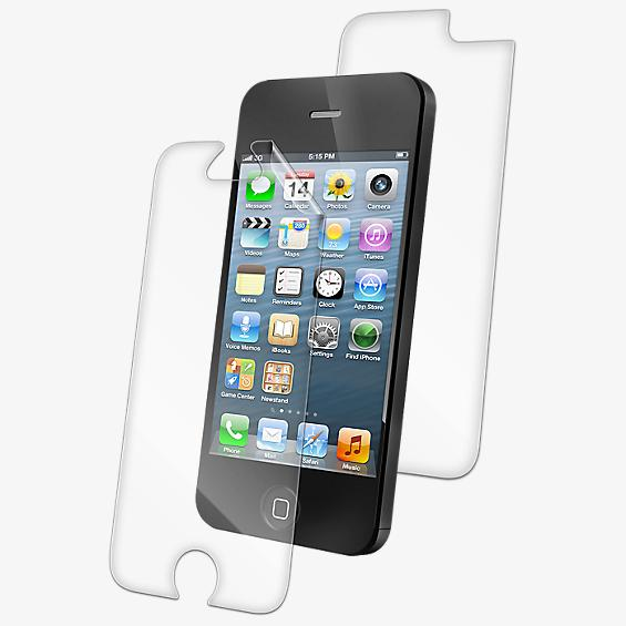 InvisiSHIELD para Apple iPhone 5 - Frontal/trasero