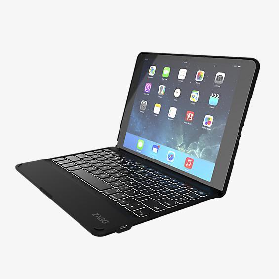 Estuche tipo folio con teclado para iPad Air 2 - Negro