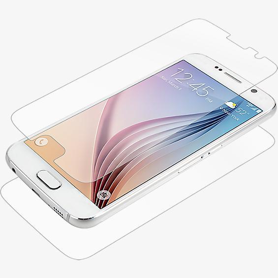 InvisibleShield Dry para Samsung Galaxy S6 - Cuerpo completo