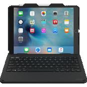 Teclado y estuche Slim Book para iPad Pro de 10.5 pulgadas, negro