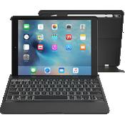 Estuche con teclado SlimBook Pro para iPad Pro 9.7 - Negro