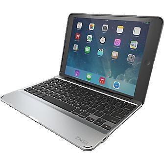 Estuche tipo folio con teclado desmontable Slim Book para iPad Air 2