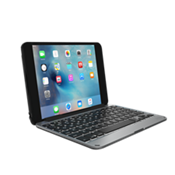 Estuche tipo folio con teclado desmontable Slim Book para iPad mini 4